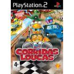 Jogo Buzz Junior Corridas Loucas PS2 Usado