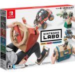 Jogo Labo Robot Kit Toy-Con 3 Vehicle Kit Nintendo Switch