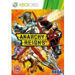Jogo Anarchy Reigns Xbox 360 Usado