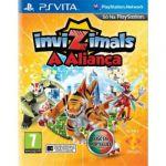 Jogo Invizimals A Aliança sem caixa PS Vita Usado