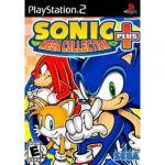 Jogo Sonic Mega Collection Plus PS2 Usado