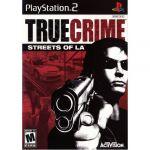 Jogo True Crime Streets of LA PS2 Usado