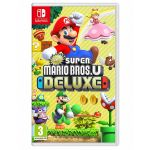 Jogo New Super Mario Bros. U Deluxe Nintendo Switch