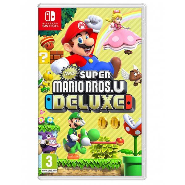 Jogo New Super Mario Bros. U Deluxe Nintendo Switch