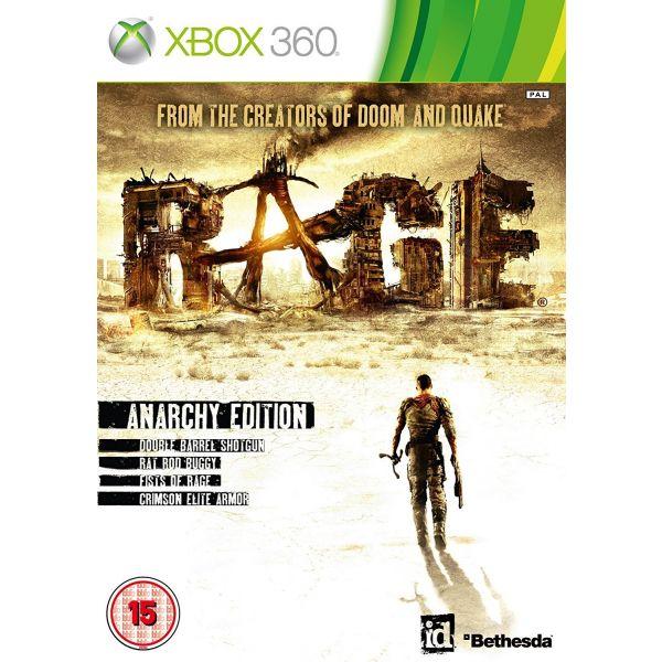 Jogo Rage Anarchy XBox 360 Usado