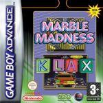 Jogo Marble Madness & Klax Sem Caixa GBA Usado