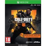 Jogo Call Of Duty Black Ops 4 Specialist Edition Xbox One