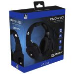 4Gamers Headset PRO 4-80 Black PS4