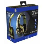 4Gamers HeadSet Gaming Pro 4-70 Camo PS4
