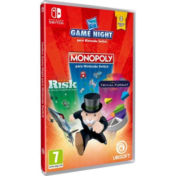 Jogo Hasbro Game Night Nintendo Switch