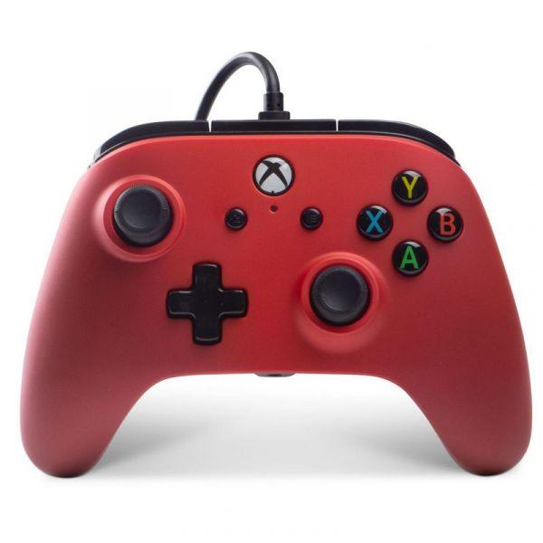 Power A Xbox One Controller Crimson Fade