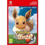 Jogo Pokémon: Let's Go, Eevee! Nintendo eShop Download Digital Switch