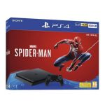 Consola Sony PlayStation 4 PS4 Slim 500GB + Spider-Man PS4