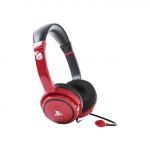 4Gamers Auscultadores Gaming Pro 4-40 Vermelho PS4