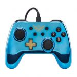 PowerA Comando com fio Legend of Zelda Chrome para Nintendo Switch