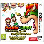 Jogo Mario & Luigi Bowser Inside Story + Bowser Jr.s Journey Nintendo 3DS
