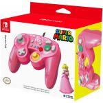 Hori Comando Super Mario Peach Battle Pad Switch