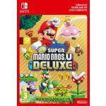Jogo New Super Mario Bros. U Deluxe Download Digital Nintendo Switch
