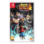 Jogo Super Dragon Ball Heroes World Mission Nintendo Switch