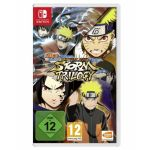 Jogo Naruto Ultimate Ninja Storm Trilogy Nintendo Switch