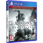Jogo Assassin's Creed III Remastered PS4