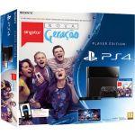 Consola Sony PlayStation 4 PS4 500GB + Câmara + SingStar Nova Geração