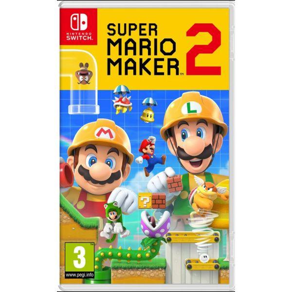 Jogo Super Mario Maker 2 Nintendo Switch