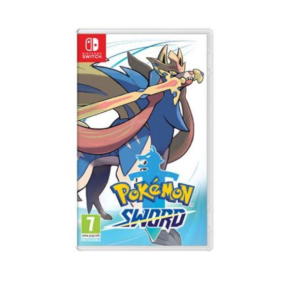 Jogo Pokemon Sword Nintendo Switch