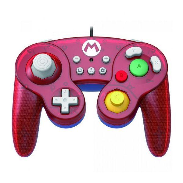 Hori Comando Super Mario Clear Red Nintendo Switch