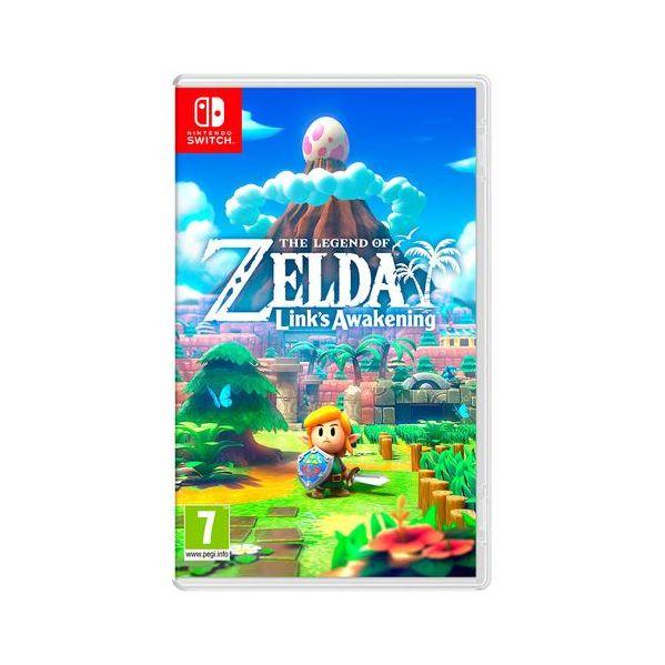 Jogo The Legend of Zelda: Link's Awakening Nintendo Switch
