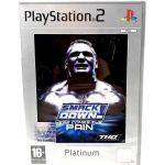 Jogo Wwe Smackdown Here Comes the Pain PS2 Usado
