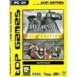 Pc Medieval Total War Gold Edition - Usado