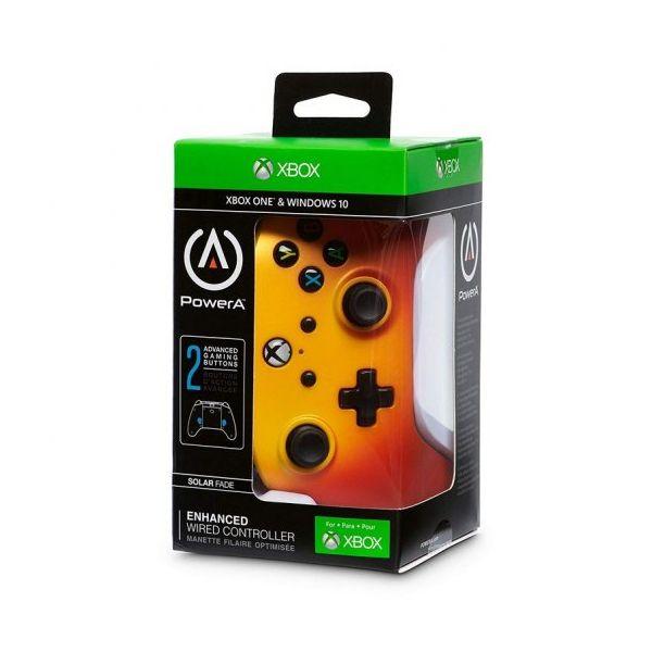 PowerA Comando com Fios para Xbox One Solar Fade
