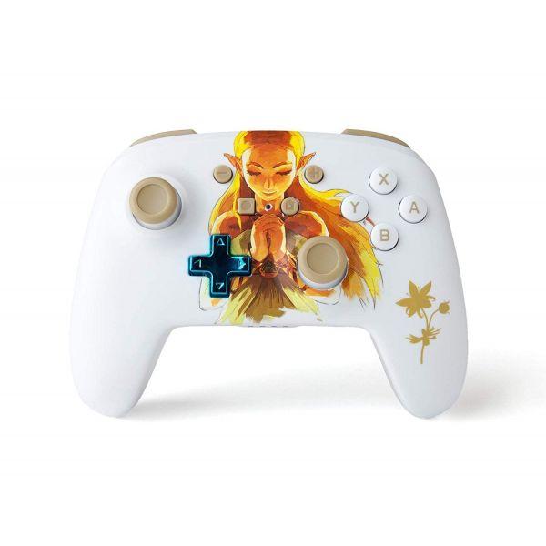 PowerA Comando sem fios The Legend of Zelda: Breath of the Wild Nintendo Switch