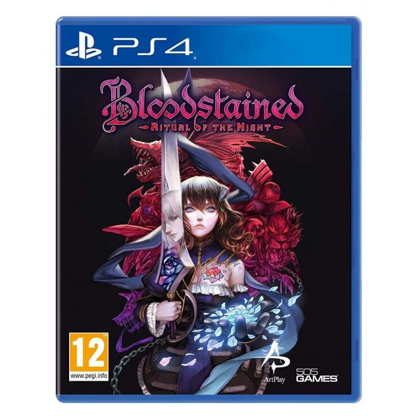 Bloodstained Ritual of The Night PS4 - Compara preços
