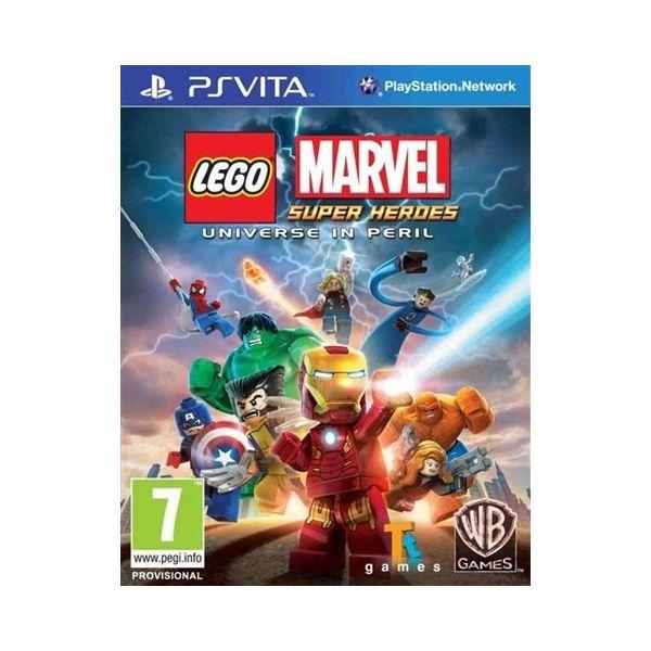 Jogo Lego Marvel Super Heroes Universe In Peril PS Vita Usado