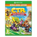 Jogo Crash Team Racing Nitro-Fueled - Nitros Oxide Edition Xbox One Usado