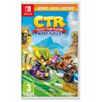 Jogo Crash Team Racing Nitro-Fueled Nitros Oxide Edition Nintendo Switch