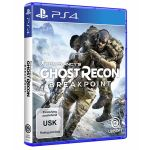 Jogo Tom Clancy's Ghost Recon BreakPoint PS4