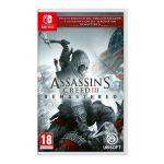 Jogo Assassin's Creed III Remastered Nintendo Switch