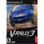 Jogo V-Rally 3 PS2 Usado