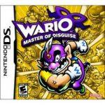 Jogo Nintendo Wario: Master of Disguise DS