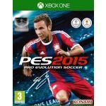 Jogo Pro Evolution Soccer 2015 Day One Edition Xbox One
