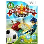 Jogo Academy Of Champions Football Wii Usado
