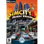 Simcity 4 Rush Hour Disco De Expansão PC Usado