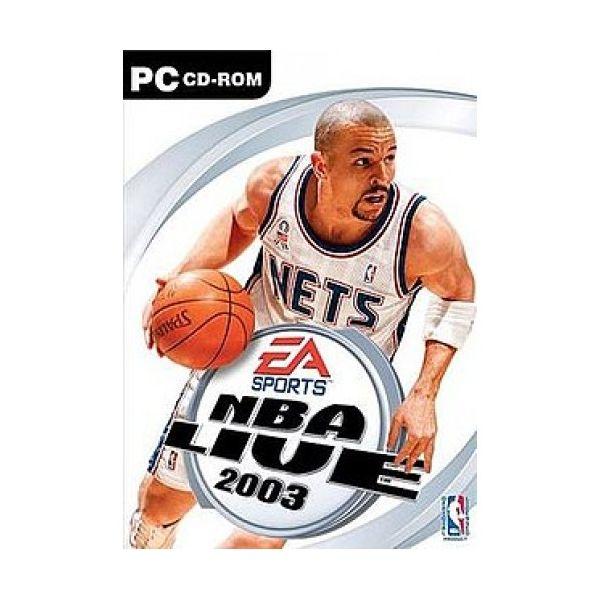 NBA Live 2003 PC Usado