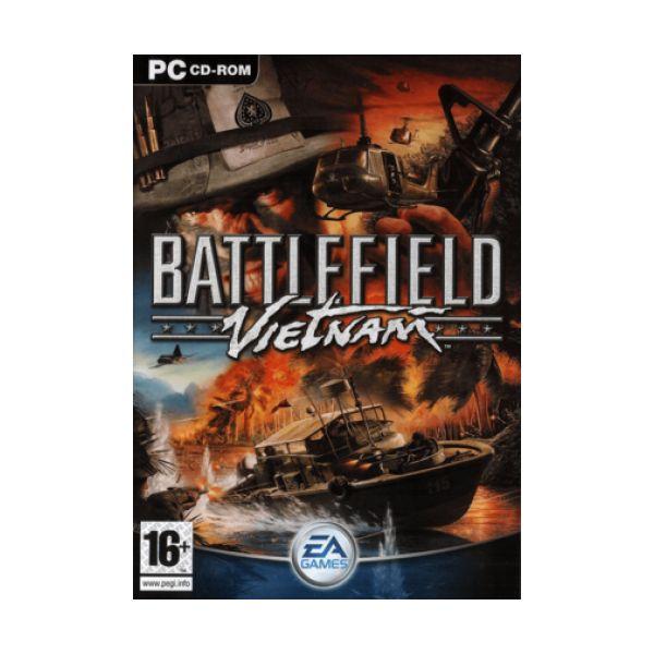 Battlefield Vietnam PC Usado