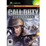 Jogo Call of Duty Finest Hour Xbox Usado