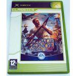 Jogo Medal of Honor Rising Sun (capa em alemão) Xbox Usado