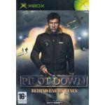 Jogo Pilot Down Behind Enemy Lines (capa em alemão) Xbox Usado